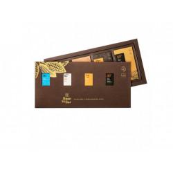 Dárková kazeta čokolád - to nejlepší z čokoládového světa