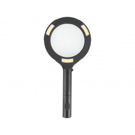 Praktická lupa s LED světlem pro každou příležitost