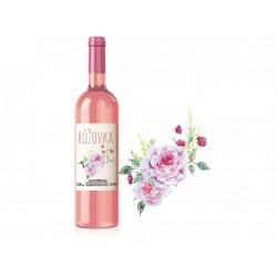 Růžovka - Květinové potěšení pro pohádkový večer