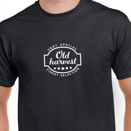 Narozeninové tričko Old harvest