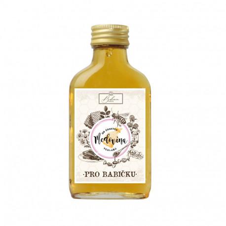 Zlatá medovina pro babičku
