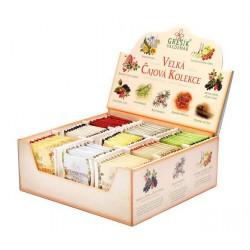 Velká čajová kolekce