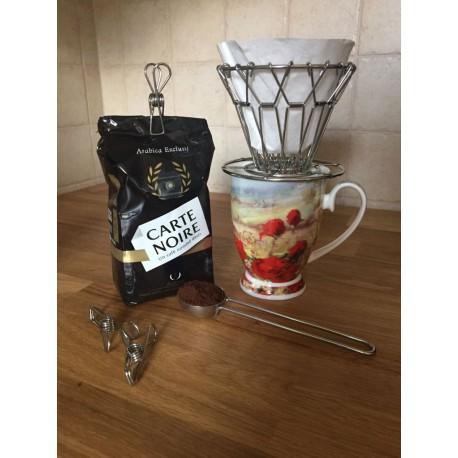 Baristou na počkání - Sada na přípravu kávy