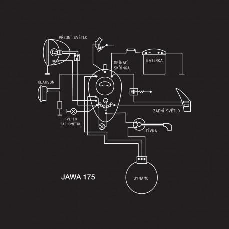 Tričko JAWA