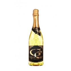 Luxusní šumivé víno s 23 karátovým zlatem 0,75 l