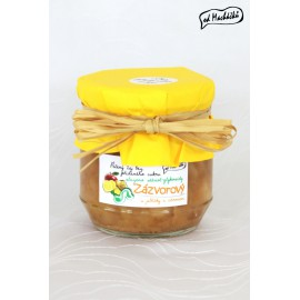 Pečený čaj BEZ CUKRU - zázvorový s jablíčky a citronem