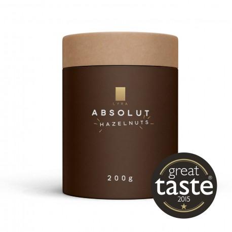 Absolut Hazelnuts - dokonalá delikatesa z lískových oříšků