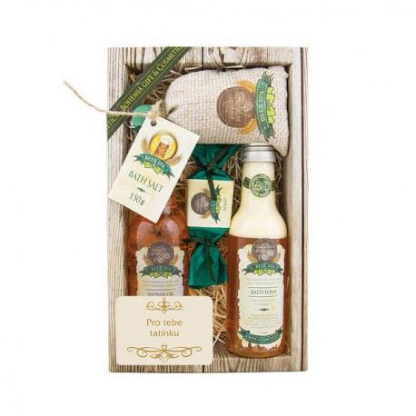 Dárkové balení gel + šampon + sůl PIVNÍ KOSMETIKY