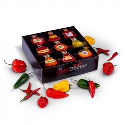 Dárková ochutnávková sada chilli mashů