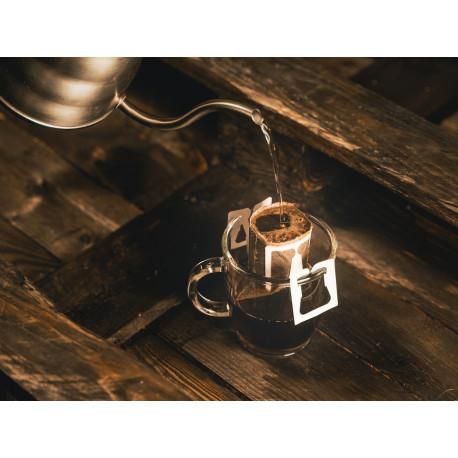 Překapávaná káva Drip it